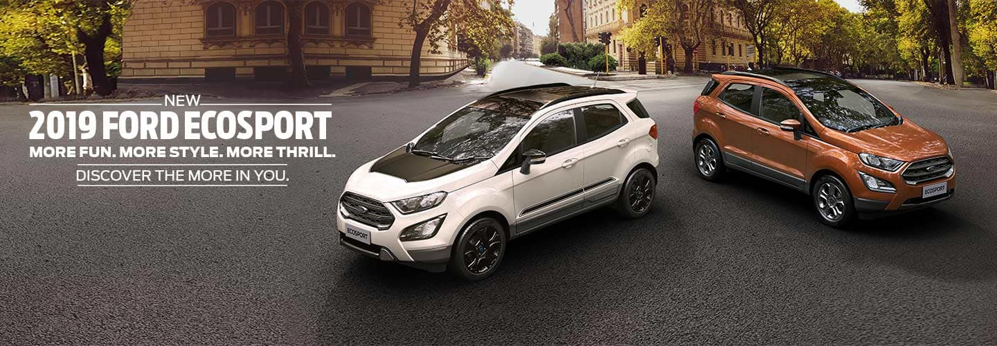 Ford Ecosport Onroad Price