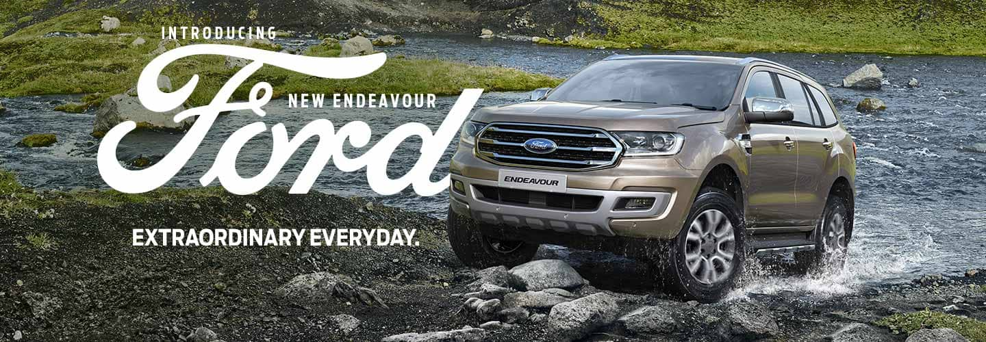 Ford Endeavour Onroad Price